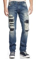 Guess Lincoln Jeans - Lyst