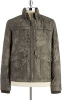 Guess Utility Jacket - Lyst