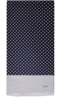 Hugo Boss Tcanori  Silk Scarf - Lyst