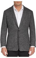 Dolce & Gabbana Chevrontweed Wool Sportcoat - Lyst