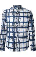 Kenzo Printed Shirt - Lyst