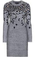 Rag & Bone Isadora Wool-blend Sweater Dress - Lyst