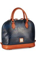 Dooney & Bourke Zip Zip Satchel - Lyst