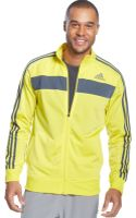 Adidas Training Track Jacket - Lyst