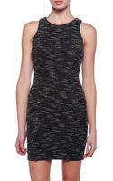 Lanston Tweed Dress - Lyst