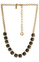 Kate Spade Squared Away Necklace - Lyst