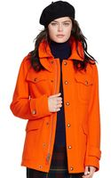 Polo Ralph Lauren Wool-blend Thicket Coat - Lyst