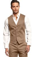 Inc International Concepts Slimfit Cooper Vest - Lyst