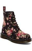 Dr. Martens Print 8 Eye Boot - Lyst
