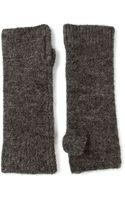 Isabel Marant Patti Mitten Fingerless Gloves - Lyst