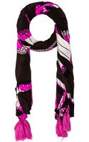 By Malene Birger Scrapie Scarf - Lyst