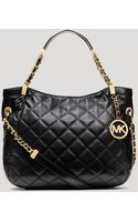 Michael by Michael Kors Tote Susannah Medium Shoulder - Lyst