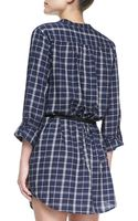 Joie Jessalyn Poplin Shirt Dress - Lyst