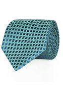 Charvet Grid Tie - Lyst