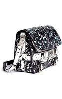 Proenza Schouler Ps11 Velvet Flock Classic Shoulder Bag - Lyst