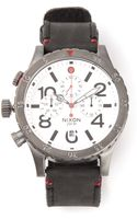 Nixon Chrono Watch - Lyst