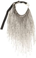 Goti Fringe Necklace - Lyst