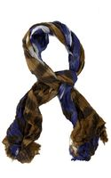 Yigal Azrouel Diamond Scarf - Lyst
