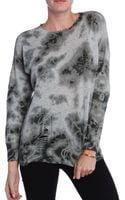 Raquel Allegra Tie Dye Pullover Sweater - Lyst