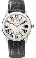 Cartier Ronde Solo De Large Watch - Lyst