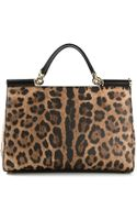 Dolce & Gabbana Miss Sicily Tote - Lyst