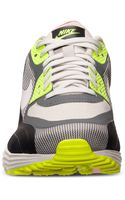Nike Mens Air Max Lunar 90 Wr Running Sneakers From Finish Line - Lyst