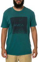 RVCA The Checker Tee - Lyst