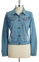 Lucky Brand Denim Jacket - Lyst
