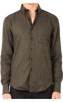Naked & Famous Regular Shirt - Lyst