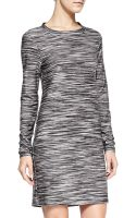 Trina Turk Bellingham Spacedye Knit Dress - Lyst