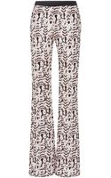 Giambattista Valli Macrame Pants in Pink - Lyst