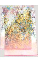 Ted Baker Eich Pretty Trees Scarf - Lyst