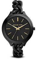 Michael Kors Slim Runway Watch 42mm - Lyst