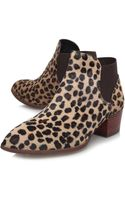 Kg Sport Mid Heel Ankle Boots - Lyst