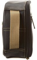 Kenneth Cole Reaction Pvc Single Compartment Top Zip Travel Kit - Lyst