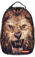 Sprayground The Lion Backpack - Lyst