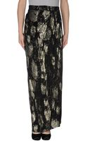 Just Cavalli Long Skirt - Lyst