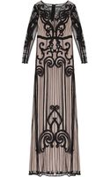 Temperley London Long Catroux Dress - Lyst