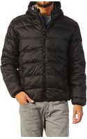 Pepe Jeans Quilted Jacket New Dave - Lyst