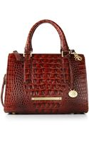 Brahmin Anywhere Convertible Satchel - Lyst