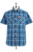Superdry Short Sleeved Sport Shirt - Lyst