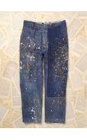Free People Vintage Work Pants - Lyst