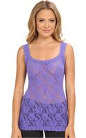 Hanky Panky Signature Lace Unlined Cami - Lyst