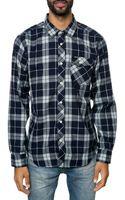 Volcom The Flanibus Ls Buttondown Shirt - Lyst
