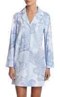Cottonista Pop Art Sleep Shirt - Lyst