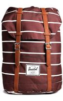 Herschel Supply Co. Retreat Backpack - Lyst