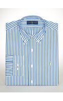 Polo Ralph Lauren Non-iron Striped Sport Shirt - Lyst