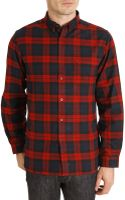 New Man Ruby Laurel Slim Fit Shirt - Lyst