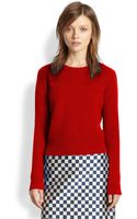Marc By Marc Jacobs Wool Sweater - Lyst