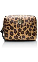 Tory Burch Kerrington Brigitte Cosmetic Case - Lyst